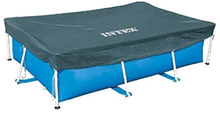 Cubierta para piscina intex rectangular